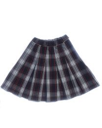 All Around Plaid Skirt